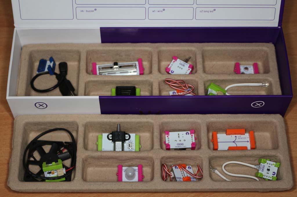 Kit Elektronika Sederhana dari Littlebits