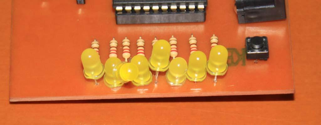 Ukuran komponen yang tidak sesuai dengan desain PCB