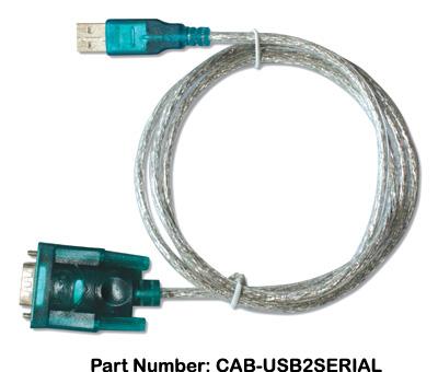 CAB-USB2SERIAL2