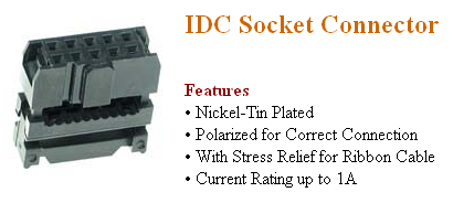 idc-socket-connector-current