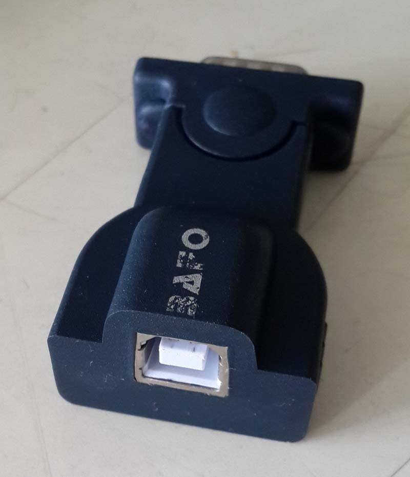 Bafo USB to Serial