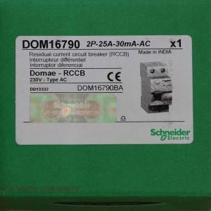 Kardus RCCB Schneider DOM16790