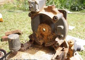 Membongkar Pompa Air Sanyo HD255D