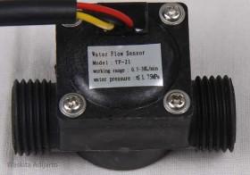 Sensor Aliran Air
