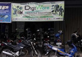 Toko Digiware di Bandung