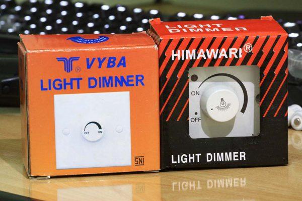 Lamp dimmer VYBA dan Himawari