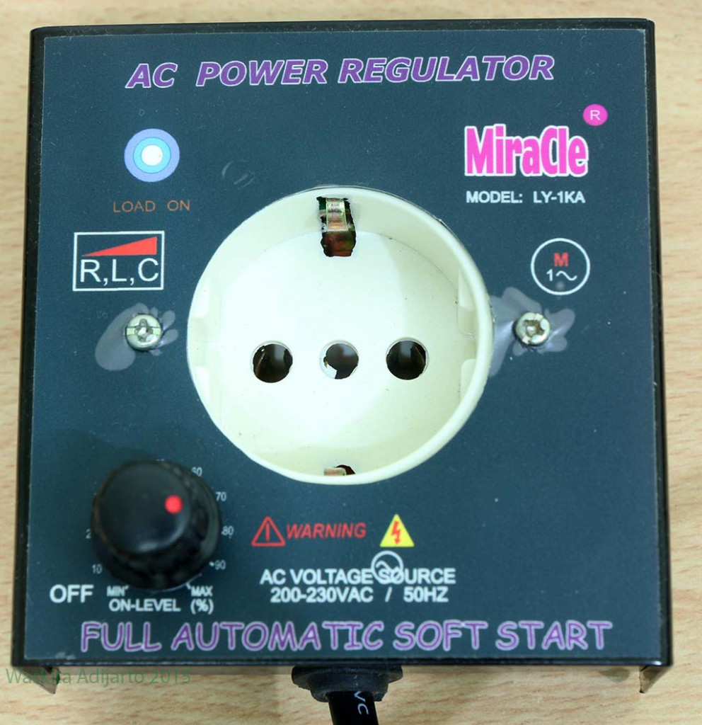 Automatic Power Soft Starter LY-1K