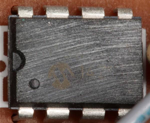 Komponen LY-1K bagian dalam