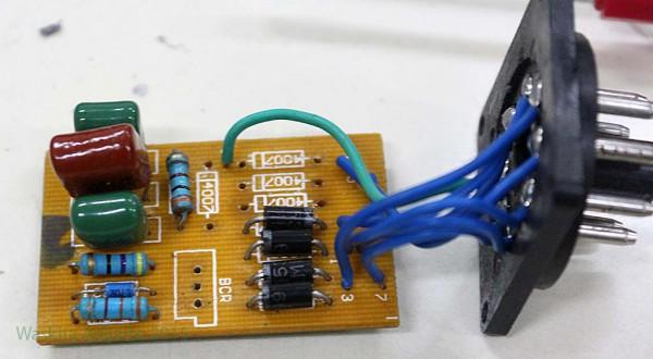 Perbaikan motor controller