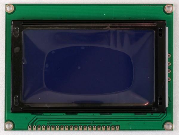 LCD Matrix JHD12864E bagian depan