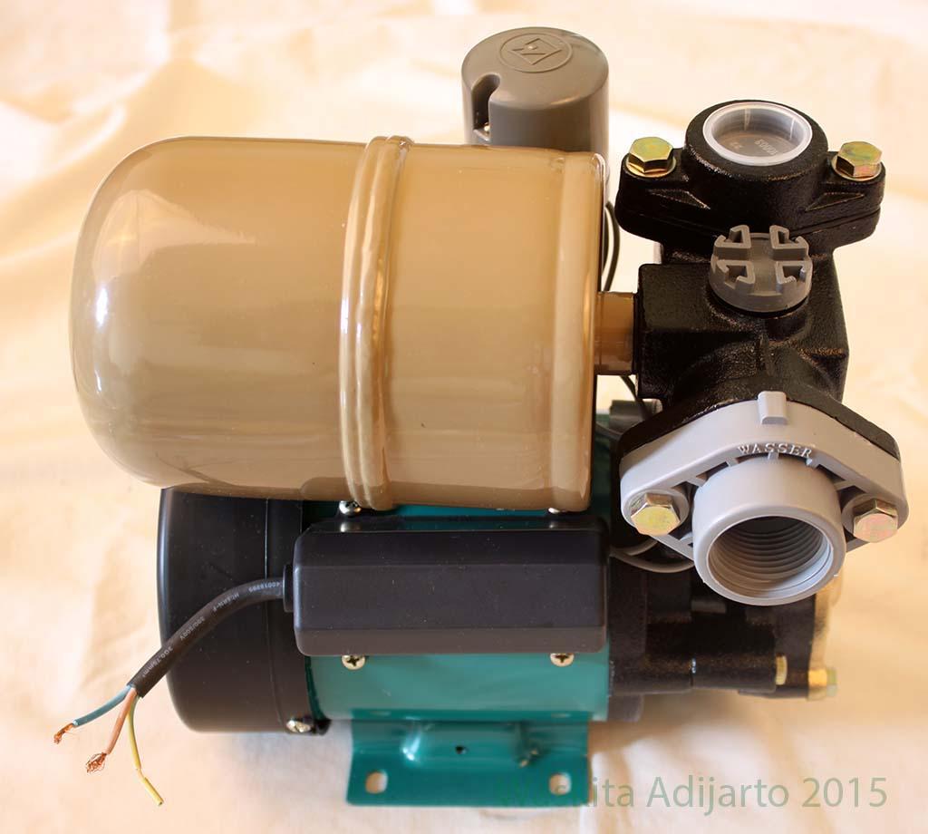 Pompa Air Wasser Pw 139 Ea Elektrologi