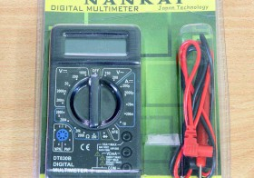 Digital Multimeter Nankai DT830B