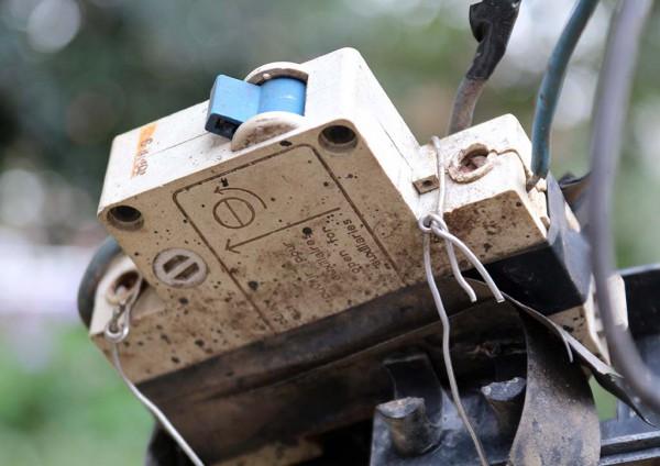 Circuit Breaker di udara