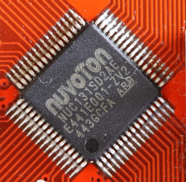 Prosesor NUC131SD2AE