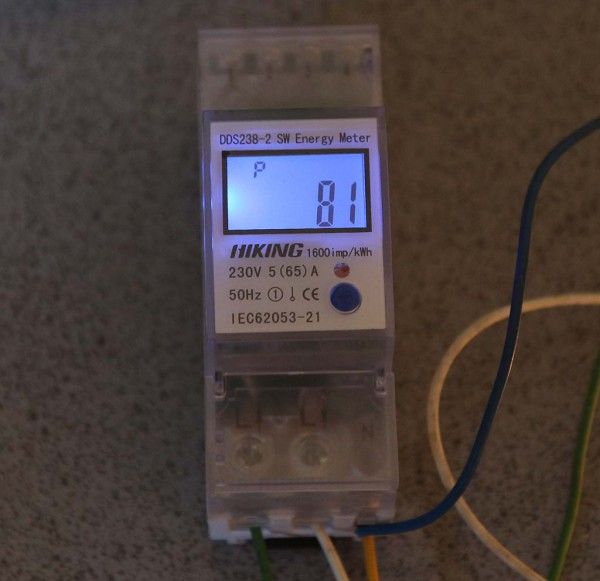 Pengujian energy meter