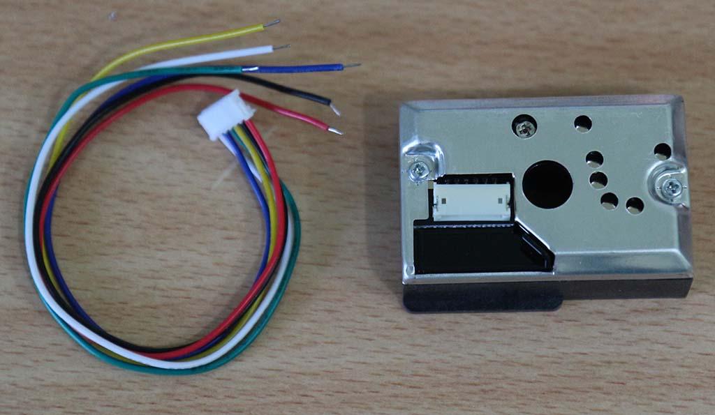 Sensor Debu Sharp GP2Y1010