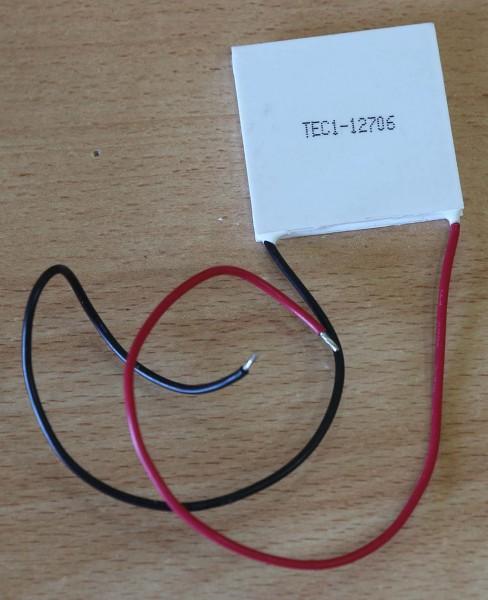 Thermoelectric TEC1-12706