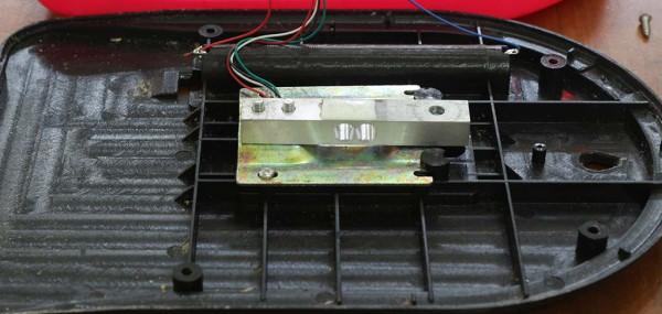Load cell sebagai sensor berat