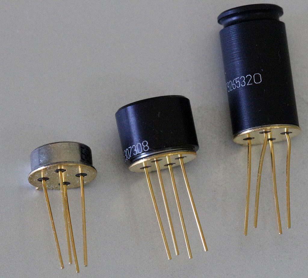Keluarga Sensor MLX90614
