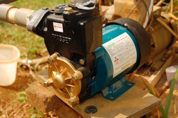 Pompa Wasser PW131e baru