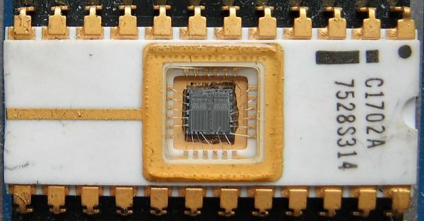 EPROM Intel C1702A