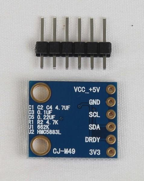 HMC5883L kompas elektronik