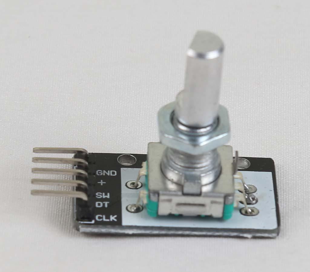 KY-040 Rotary Encoder
