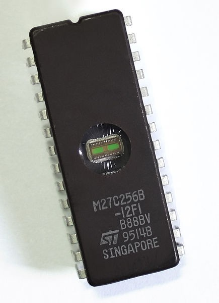ST Microelectronics M27C256B
