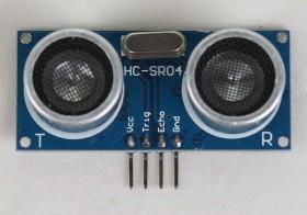 Sensor Jarak Ultrasonik HC-SR04
