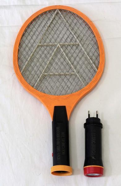 raket pembasmi nyamuk yang dicopot
