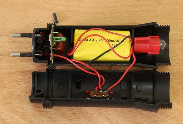 batere dan charger