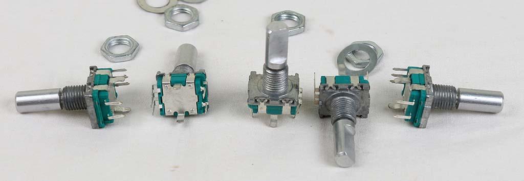 Rotary Encoder EC11