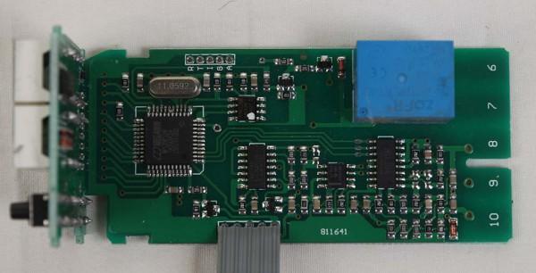 Close up bagian prosesor