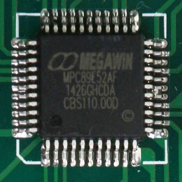 Prosesor MPC89L52AF