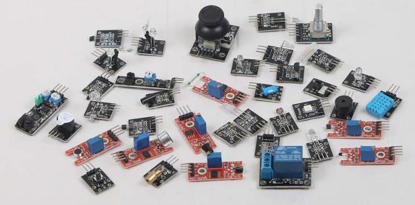 Sensor kit Arduino