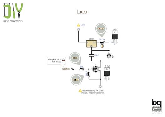 Rangkaian pengendali MOSFET