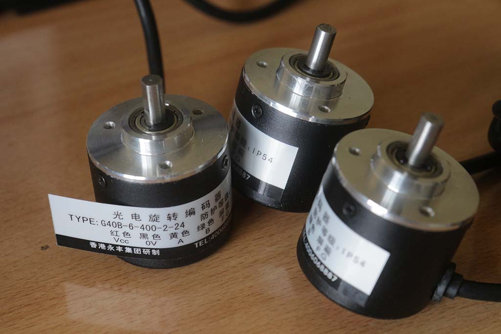Rotary Encoder G40B-6-400