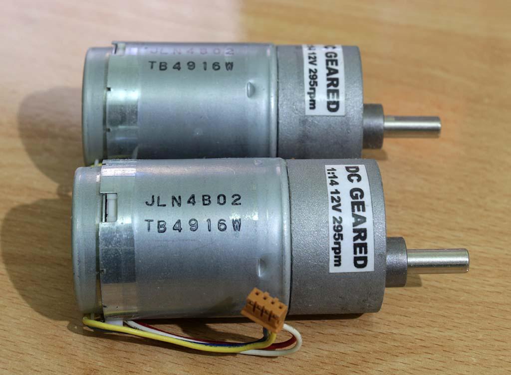 Motor JLN4B02