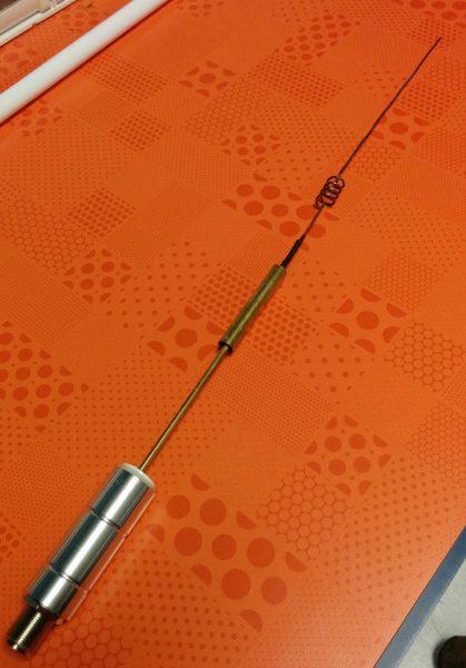 Bagian dalam antenna Flightaware
