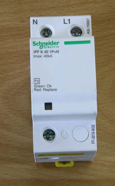 Surge Arrester Schneider Electric A9L15687