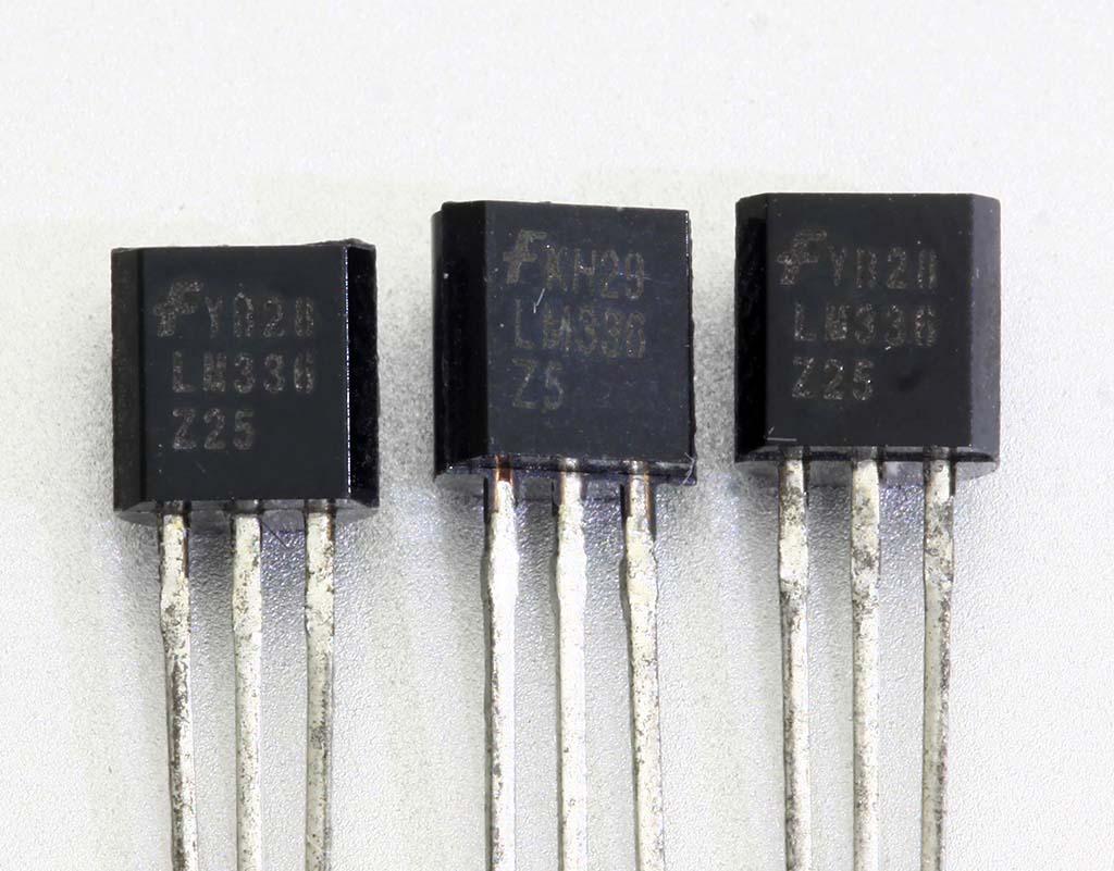 LM336Z5 dan LM225Z25