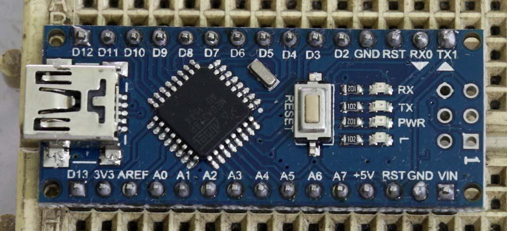 Arduino Nano specimen 2