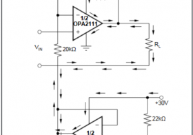 Rangkaian Operational Amplifier