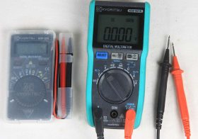 Digital Multimeter Kyoritsu KEW1018 dan KEW1021R