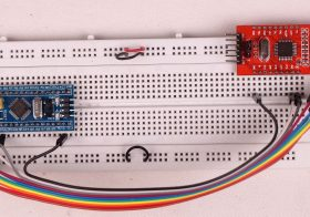 Upload Program ke STM32F103 Blue Pill Melalui Port USB di Windows