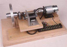 Perancangan Pengendali Motor Berbasis Mikrokontroler