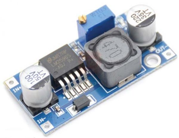 DC to DC Converter step down LM2596