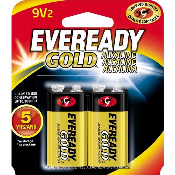 Batere 9 volt alkaline 565 mAh