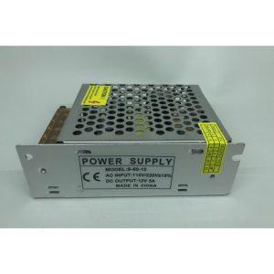 Power Supply 12 volt 5 ampere