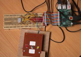 Input Output Digital Dengan Raspberry PI